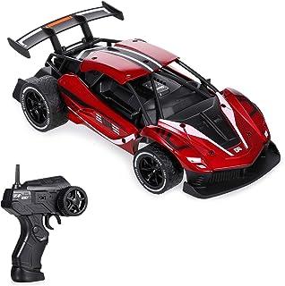 KKmoon 8004 RC Car 1/16 RC Drift Car 2.4 GHz Alloy High Speed RC Car RC Race Car Presente para crianças