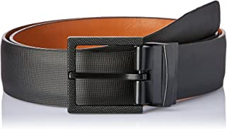 Van Heusen Men's Textured Reversible Belt