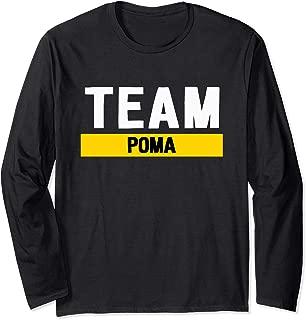 Team Poma Grandmother Nickname Long Sleeve T-Shirt