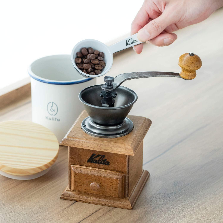 カリタ Kalita コーヒーミル 手挽き ミニミル #42005