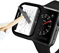 Best apple watch tempered glass full cover Reviews