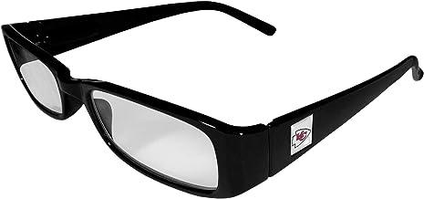 Siskiyou NFL Kansas City Chiefs Reading +2.00 Glasses