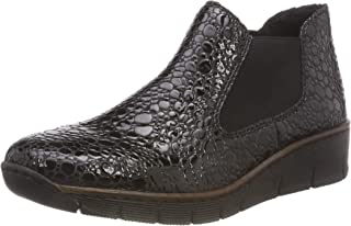 : granit Rieker : Chaussures et Sacs