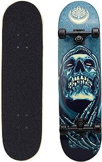 """Eseewin Skateboard 7 Capas Decks 31"""" x8 Pro Skate Board"""