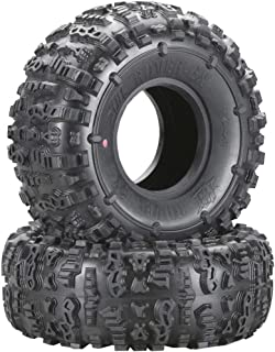Hot Bodies 67916 Rover-EX Tire - Rock Crawler, 2 Pieces, Pink