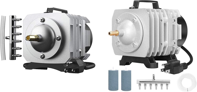 VIVOHOME 32W-950GPH 6 Outlets Air Outlet SALE Pum Commercial Bargain Electromagnetic
