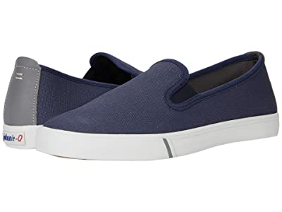 johnnie-O Stealth Slip-On Sneaker (Washed Navy) Men
