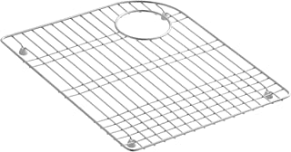Kohler 246341 K-6001-ST 14.7 Inches by 18 Inches Bottom Basin Rack, Stainless Steel