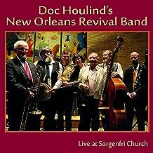 Doc Houlind's New Orleans Revival Band - Live at Sorgenfri Church (feat. Peter Goetz, Lis Krøyer & Holden Fogh)
