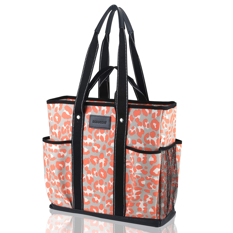 DEMOMENT Utility Teacher Handbag Shoulder