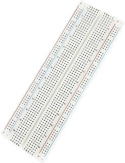 Neuftech - Basetta Piastra Sperimentale 830 Punti Breadboard per Arduino & Raspberry pi