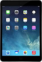 Apple iPad Mini 4, 32GB, Space Gray - WiFi (Renewed)