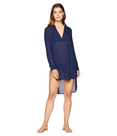 L*Space Megan Cover-Up (Midnight Blue) Women