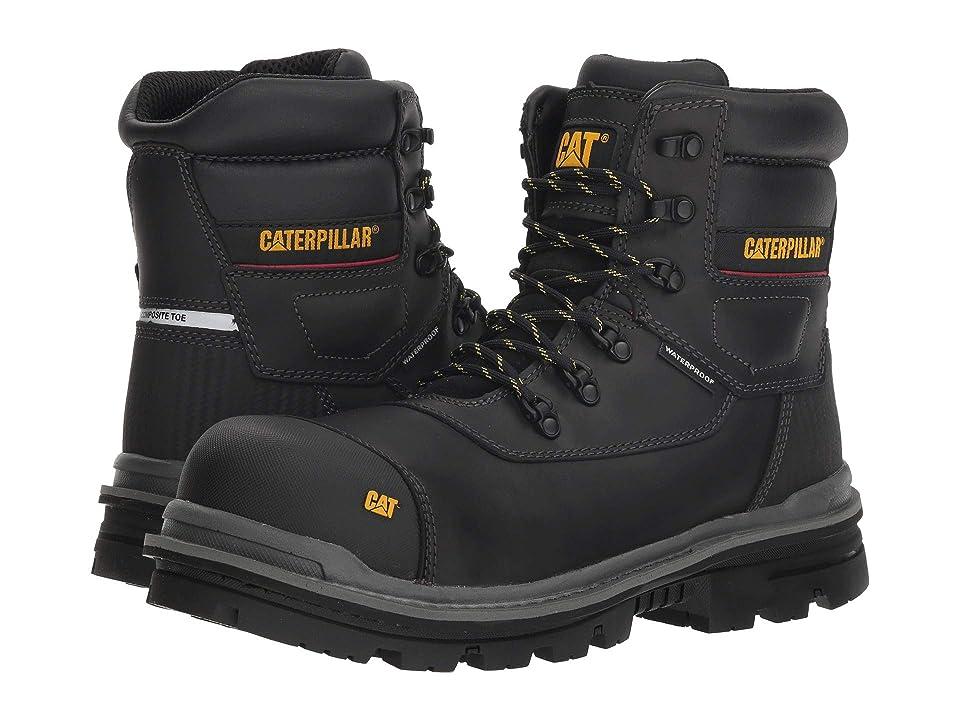 Caterpillar Adhesion Ice+ 6 WP TX CT (Black) Men
