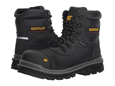 Caterpillar Adhesion Ice+ 6 WP TX CT (Black) Men
