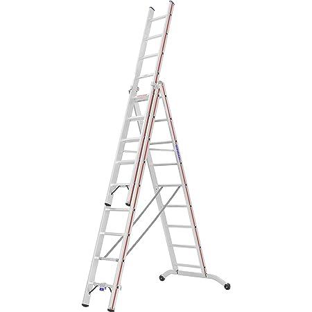 Leiter 3 x 9