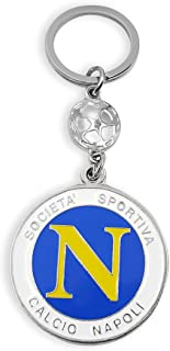 flagsandsouvenirs Keychain Italy Soccer Team Napoli
