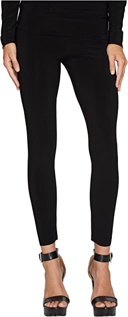 KAMALIKULTURE by Norma Kamali - Cropped Leggings