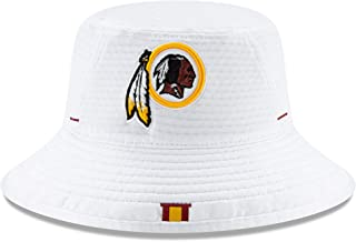 Washington Redskins 2019 NFL Training Camp Official Bucket Hat – White