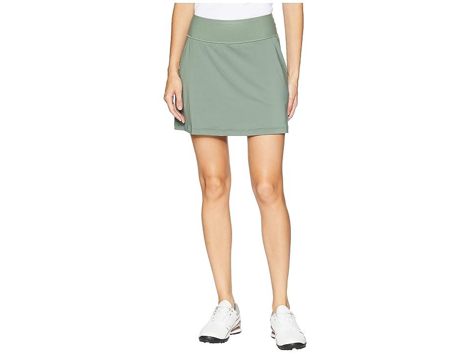 PUMA Golf PWRSHAPE Solid Knit Skirt (Laurel Wreath) Women