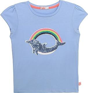 Billieblush Camiseta algodón y Lentejuelas NIÑO