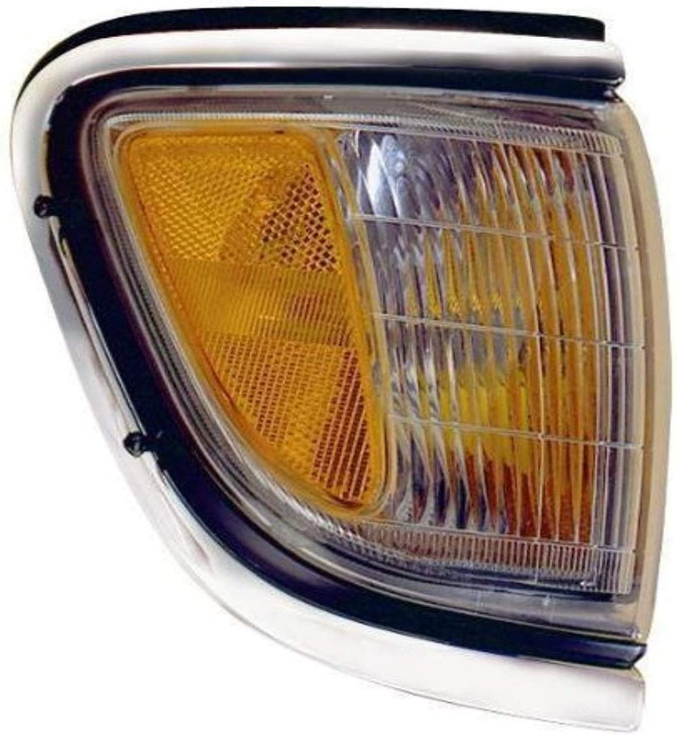 DEPO 312-1515R-AS1 Replacement Passenger 5 ☆ popular Max 76% OFF Side Light Asse Parking