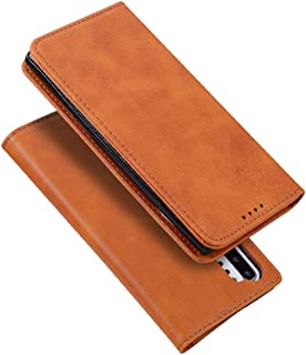 Radoo Cover Samsung Galaxy Note 10 Plus,Flip Custodia Case Vintage PU Pelle Portafoglio [Kickstand][Slot per Schede] con T...