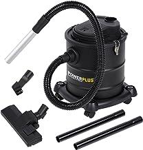 POWERPLUS POWX308 - Aspirador cenizas 20l- 1200w con ruedas
