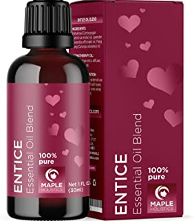 Love Potion Romance Essential Oils - Sensual Essential Oil Blend with Lavender Oil and Ylang Ylang Essential Oil - Romanti...