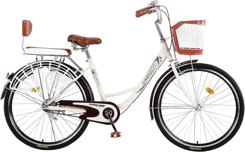 Complete Limited price sale Cruiser Bikes 26 Inch Comfort - for Beach Bike Popular standard Women C