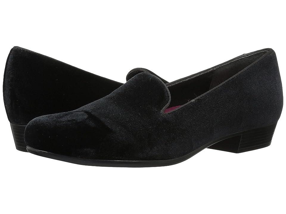 Munro Cerise (Black Velvet) Women