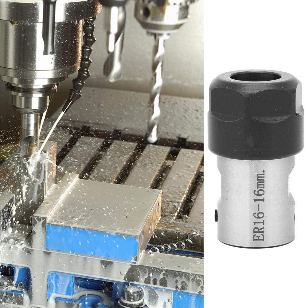 Spannzangenhalter Chacerls Spannzangenhalter C20 ER16‑35L Spannzangenblock Spannzangenhalter Spindelmotor Wellenklemmen-Werkzeugleiste 6mm