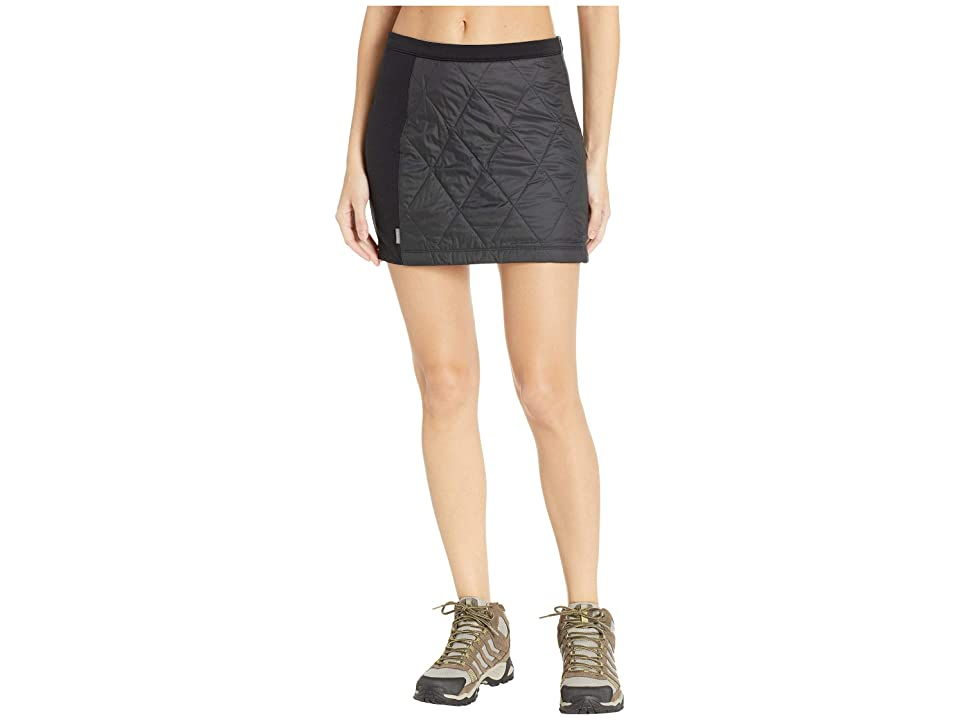 Icebreaker Helix Skirt (Black) Women