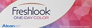 FreshLook One Day Contact Lenses, Color Pure Hazelpack/10-2.75