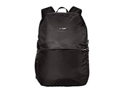 Pacsafe Cruise Essentials Backpack (Black) Backpack Bags