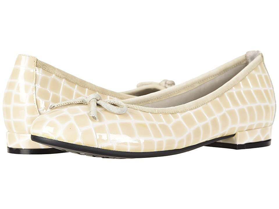 David Tate Glow (Bone Croc Print) Women