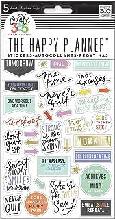 me & my BIG ideas Fitness Stickers