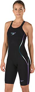 Speedo 7190601 Women's LZR Racr X Clsd BCK Kneeskn 1pc. Swmsuit