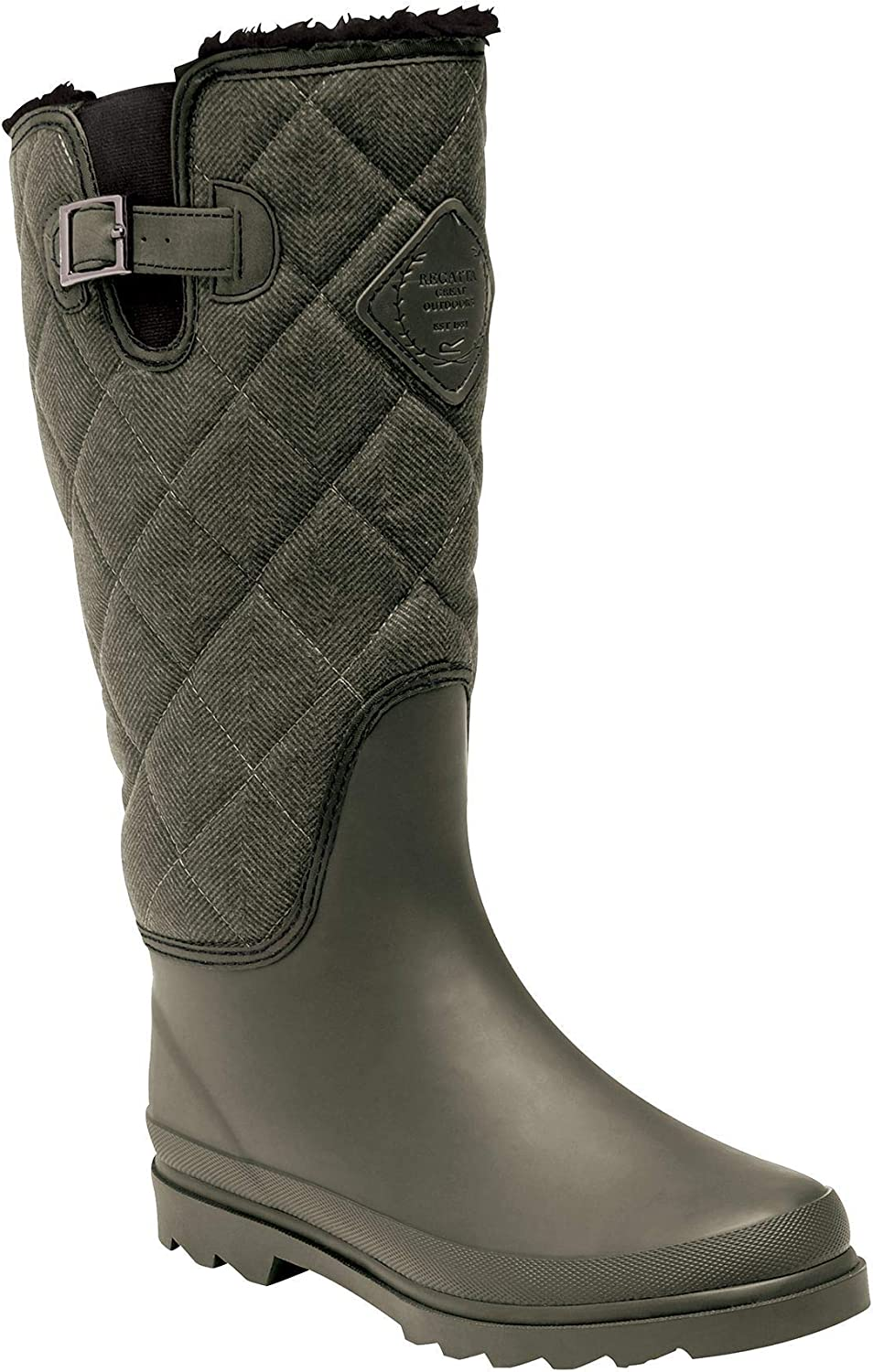Regatta Womens Ladies Fleetwood Casual Wellington Boots