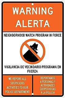 Best neighborhood watch in spanish Reviews