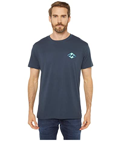 Billabong Warchild Short Sleeve T-Shirt (Navy) Men