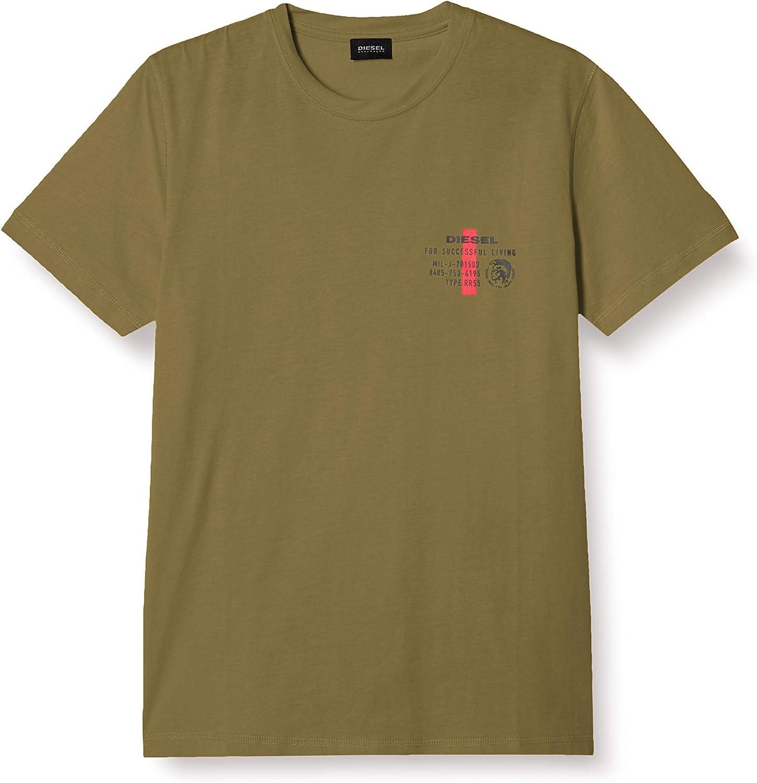 Oakland Mall Diesel Men's Tulsa Mall Umlt-diegos T-Shirt