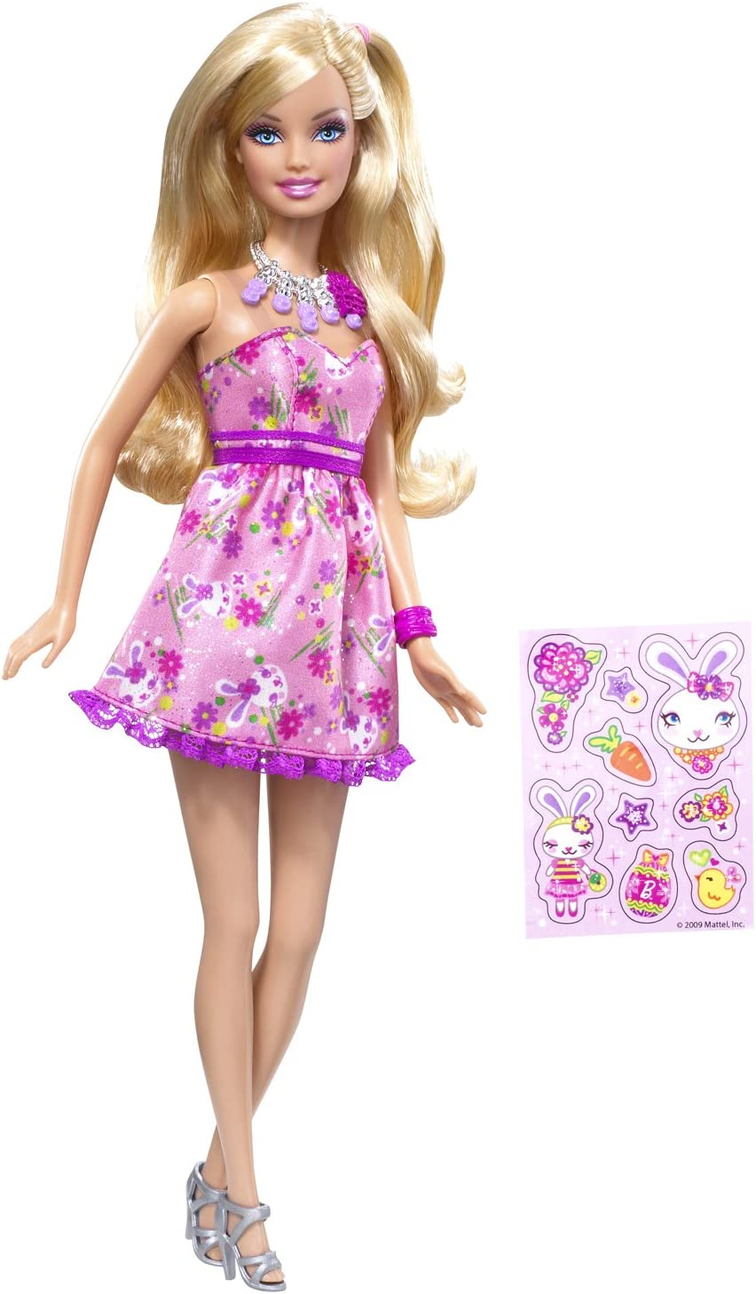 Max 81% OFF Barbie Import Easter Doll