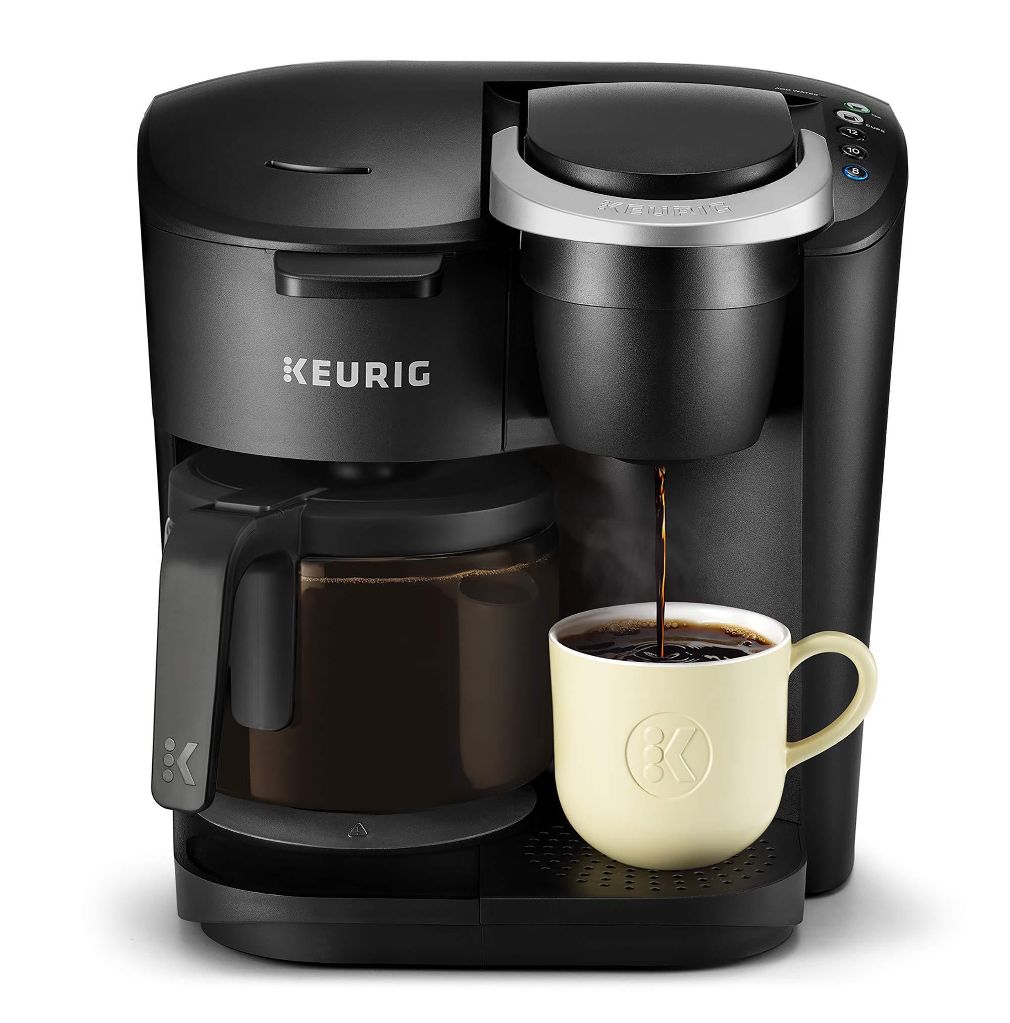 Keurig Essentials Coffee Single Carafe