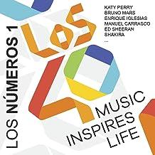 Los Números 1 De Los 40 (Music Inspires Life) [Explicit]
