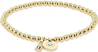 TOMMY HILFIGER WOMEN'S GOLD BEADED BRACELET - 2780454
