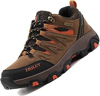 comprar comparacion Unitysow Zapatillas de Trekking para Hombres Zapatillas de Senderismo Botas de Montaña Antideslizantes AL Aire Libre Zapat...