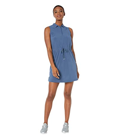PUMA Golf Sleeveless Dress (Dark Denim) Women