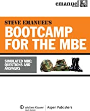 MBE Bootcamp: Simulated MBE: Questions & Answers (Bootcamp for the Mbe)