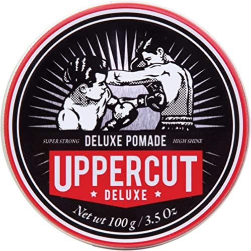 Uppercut Deluxe Pomade, 3.5oz/100g